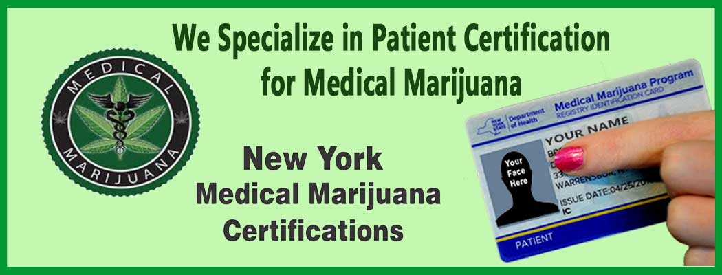 how to get medical weed card in ny
